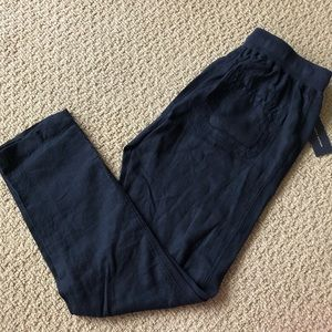NWT Tommy Hilfiger Linen Pants